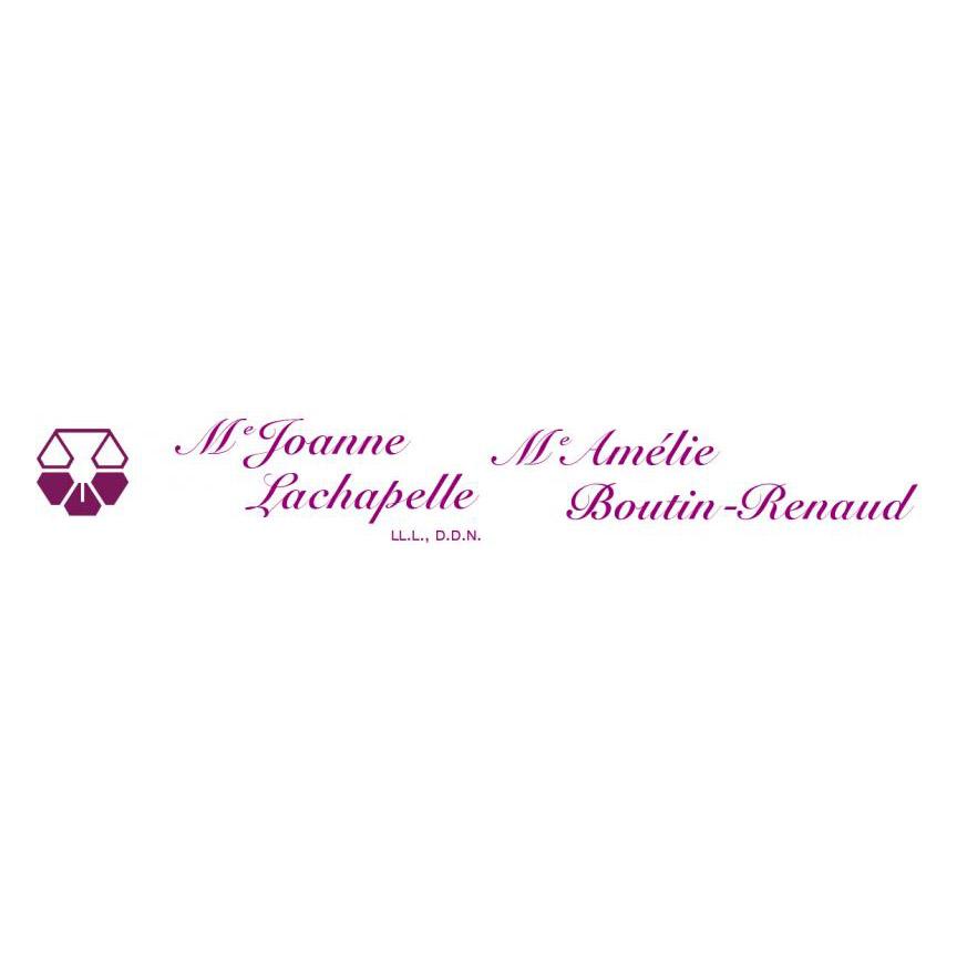 Notaire Joanne Lachapelle