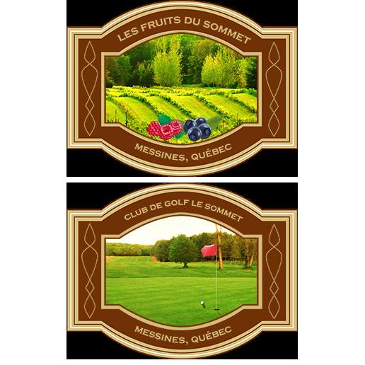 Club de Golf les fruits du sommet